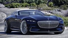 Concept Vision Six de Mercedes Maybach