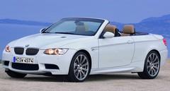 BMW M3 Coupé-Cabriolet : La pluie peut bien venir