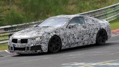 Nous avons surpris la BMW M8 !