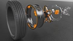 Continental réinvente la roue pour la voiture électrique