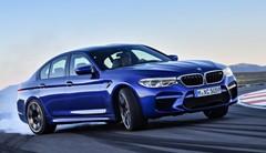 BMW M5 (2017) : prix, infos et premières photos officielles