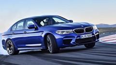 BMW M5 : la puissance intégrale