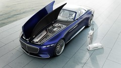 Mercedes-Maybach Vision 6 Cabriolet : le luxe a un bel avenir