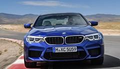 BMW M5 2018 : 600 ch et 4 roues motrices pour la nouvelle m5