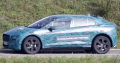 Le SUV électrique Jaguar I-Pace déjà presque prêt
