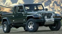 Jeep : le pickup s'appellera Scrambler et débarquera en 2019
