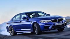 La BMW M5 abandonne la propulsion