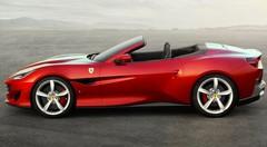 Ferrari Portofino: adieu la Californie