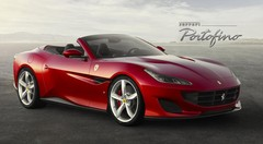 Ferrari Portofino : Goodbye California