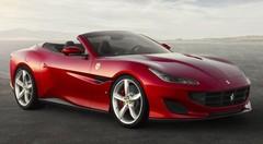 Ferrari Portofino (2017) : elle remplacera la California T à Francfort