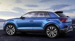 Volkswagen T-Roc 2018 : Du muscle pour le SUV urbain T-Roc
