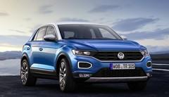 Première mondiale pour le VW T-Roc