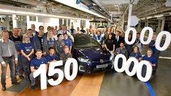 Volkswagen a produit 150 millions de voitures depuis ses débuts