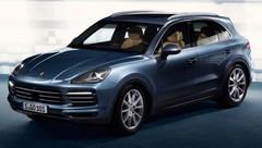 Porsche Cayenne 2018 : En fuite sur la Toile