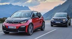 Nouvelle version S pour la BMW i3 restylée