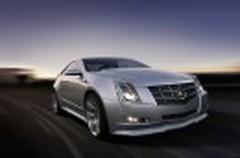 Cadillac CTS Coupé concept : Un coupé qui ne manque pas de charme