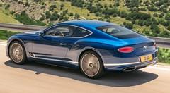 Bentley révèle la nouvelle Continental GT