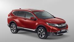 Honda avec un CR-V hybride et un concept électrique