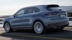 Porsche Cayenne: la passe de trois