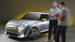 Mini Electric Concept : pour patienter jusqu'en 2019