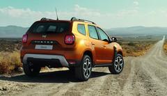 Dacia Duster 2018 : voici les premières images