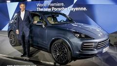 Les caractéristiques écolos du Porsche Cayenne