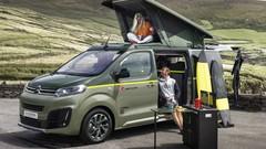 Citroën SpaceTourer Rip Curl Concept, un camping-car 4x4 sans complexe