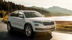 Škoda : il y aura bien un Kodiaq RS