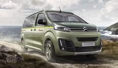 Citroën pense aux surfeurs avec le SpaceTourer Rip Curl