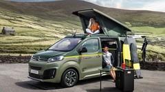 Lorsque le Citroën SpaceTourer se mue en Camping Car 2.0
