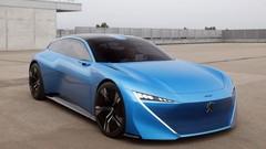 Peugeot Instinct Concept : découverte en vidéo du prototype autonome