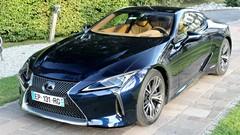 Essai Lexus LC 2017 : la GT qui sait tout faire