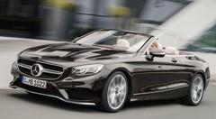 Mercedes Classe S Coupé et Cabriolet 2017 : Restylage pour Francfort