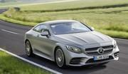 Mercedes Classe S Coupé et Cabriolet : restylage technique