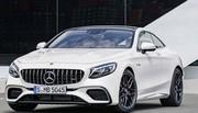 Restylage : Mercedes-AMG rafraîchit les S63 et S65