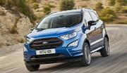 Ford EcoSport : repositionnement