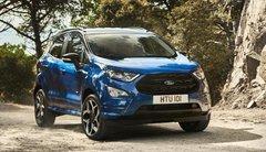 Ford EcoSport restylé : le petit de la famille gagne en muscle