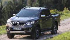 Essai Pick-Up Renault Alaskan 2017 : L'ours Alaskan en fait des tonnes !