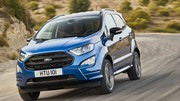 Ford EcoSport restylé : mission sauvetage