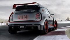 Mini John Cooper Works GP Concept : du muscle qui déborde