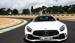 Essai Mercedes-AMG GT-R : sur le circuit Bugatti au Mans