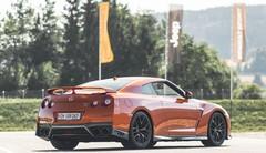 Essai Nissan GT-R 2017