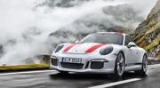 Porsche : une 911 R non limitée est envisagée