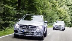 Mercedes nous annonce le GLC hydrogène