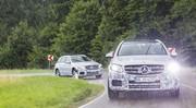 La Mercedes GLC F-Cell à hydrogène en version définitive