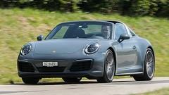 Essai Porsche 911 (991 phase 2) Targa 4S : Le prestige sans l'ostentation