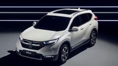 Le futur Honda CR-V évoque déjà sa version hybride