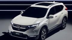 La CR-V sera la nouvelle Honda hybride