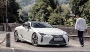 Essai Lexus LC500 : la GT venue d'ailleurs