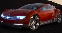 Dodge Zeo Concept : Osez le Zeo